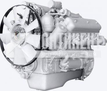Фото: Двигатель 236БЕ2 с коробкой передач и сцеплением 22 комплектации