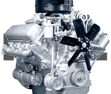 Фото: Двигатель 236Г без коробки передач и сцепления 5 комплектации