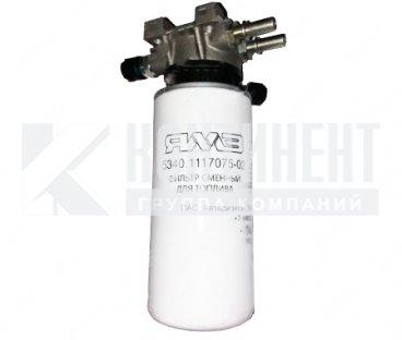 Фото: Фильтр тонкой очистки топлива с подогревателем