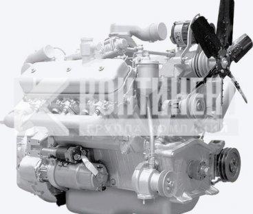 Фото: Двигатель 236НД без коробки передач и сцепления основной комплектации