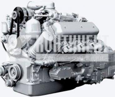 Фото: Двигатель 236НЕ с коробкой передач и сцеплением 7 комплектации