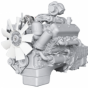 Фото: Двигатель с КП и сцеплением основной комплектации