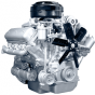 Фото: Двигатель 236М2 без коробки передач со сцеплением 59 комплектации
