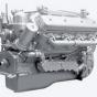 Фото: Двигатель 238БН без коробки передач и сцепления основной комплектации