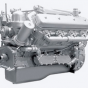 Фото: Двигатель 238БК без коробки передач и сцепления 3 комплектации