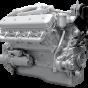Фото: Двигатель 238АМ2 без коробки передач и сцепления 1 комплектации
