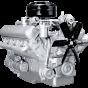 Фото: Двигатель 238М2 с коробкой передач и сцеплением основной комплектации
