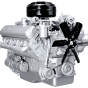 Фото: Двигатель 238М2 без коробки передач и сцепления 2 комплектации