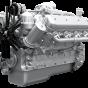 Фото: Двигатель 238Б с коробкой передач и сцеплением 20 комплектации