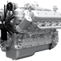 Фото: Двигатель 238Б с коробкой передач и сцеплением 23 комплектации